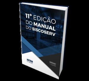 Decima primeira Edição do Manual do Siscoserv